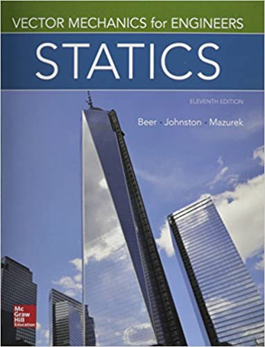 Package: Vector Mechanics for Engineers: Statics with 1 Semester Connect Access Card