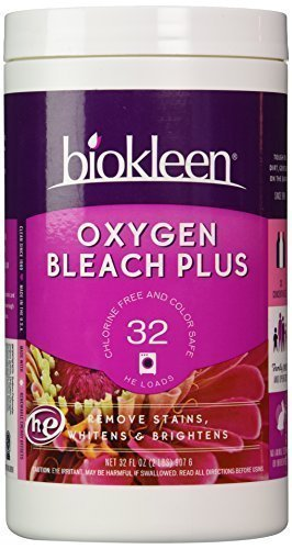 Biokleen - Oxygen Bleach Plus with GSE Powder (907 Grams) (32 Ounce) (2-Pack)