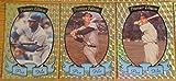 Rare Profiles In Sports Pro File Promo Baseball Card Set with Joe DiMaggio Ted Williams Tom Glavine Nolan Ryan Cal Ripken Ken Griffey Jr. Eric Lindros