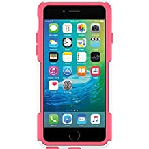 OtterBox Commuter Cell Phone Case for iPhone 6 Plus - Frustration Free Packaging - Neon Rose