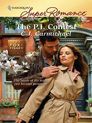 book cover of The P.I. Contest