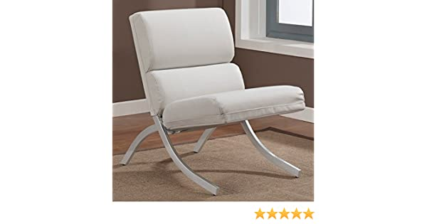 Tremendous Metro Shop Rialto Bonded Leather White Chair Alphanode Cool Chair Designs And Ideas Alphanodeonline