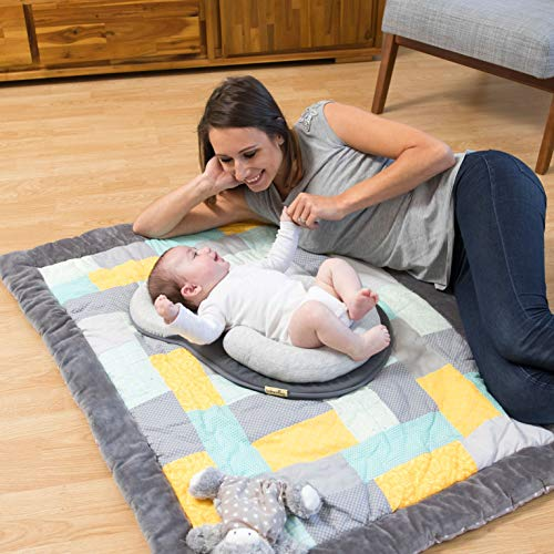 51woAeipLmL - Babymoov Cosydream Original Newborn Lounger | Ultra-Comfortable Osteopath Designed Nest Certified Safe For Babies (Baby Registry Must-Have)