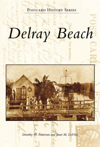 Delray Beach (Postcard History: - Delray Beach Stores