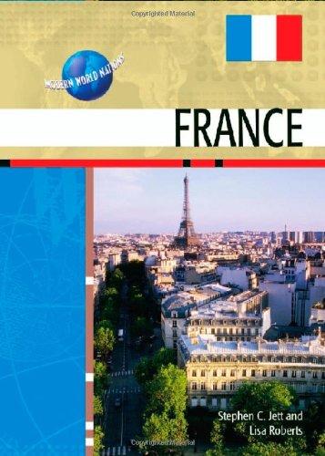 France (Modern World Nations (Hardcover))