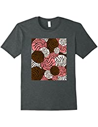 Concha Mexican Bread Bakery Sweets Pan Dulce T-Shirt