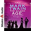 The Gilded Age Audiobook by Mark Twain Narrated by Robin Field