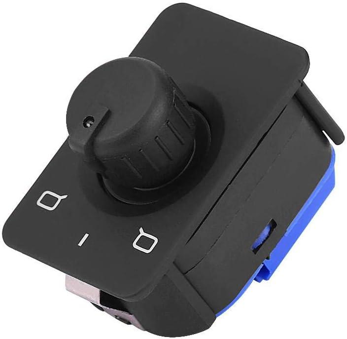 Interruttore specchietto retrovisore guidatore sinistro auto Memoria manopola di comando interruttore specchietto laterale 4B1959565A adatto per A6 C5 Allroad S6 1998-2005