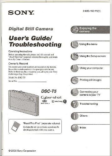 Download sony cyber-shot dsc-w350 pdf user manual guide.