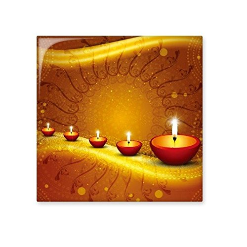 lovely india flavor hinduism and happy diwali and candles oil