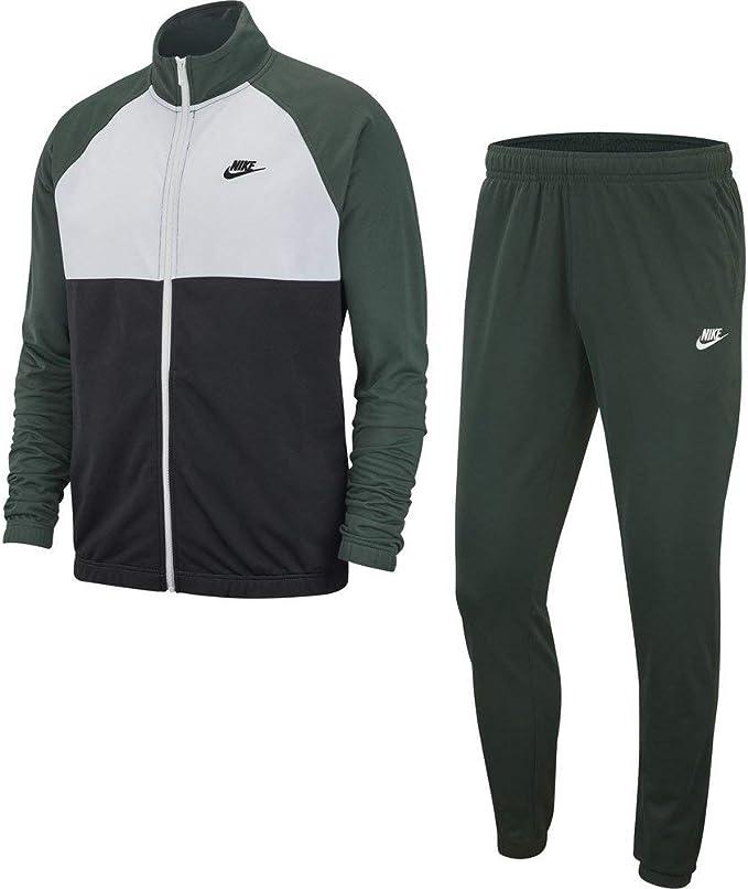 Nike Chándal Sportswear Verde XS (X-Small): Amazon.es: Ropa y ...