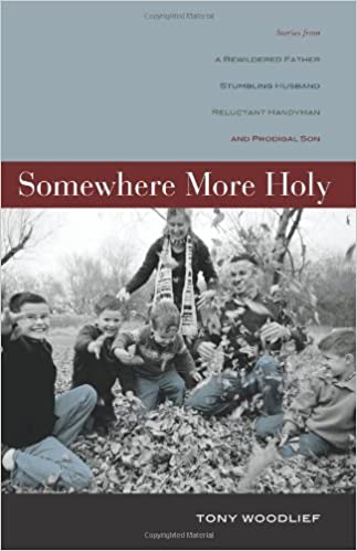 Download online Somewhere More Holy: Stories from a Bewildered Father, Stumbling Husband, Reluctant Handyman, and Prodigal Son PDF, azw (Kindle), ePub