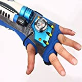 Toys : Children Tactical Detective Glove and Super Spy Sleeve with Flashlight Telescope Compass Digital Watch Pencil and Shorthand Notes for Children role play COSPLAY