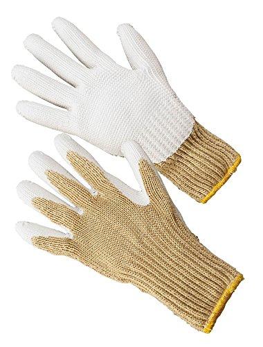 帝健 耐切創作業手袋(ゴム引き品) 10双組 EGG-103N  B076WHDJBC