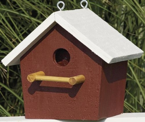 Simple Birdhouse Amish Made in USA!
