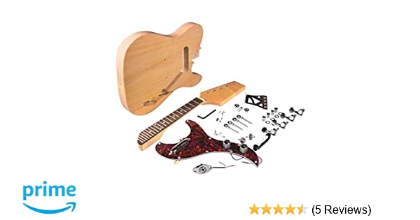 amazon com saga mt 10 electric mandolin kit musical instruments rh amazon com