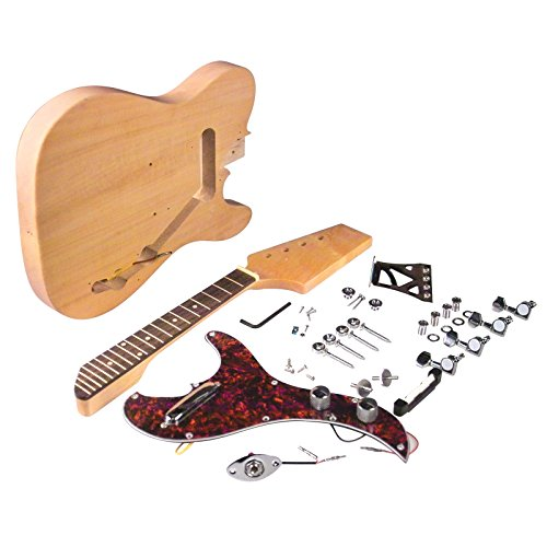 Saga MT-10 Electric Mandolin Kit by SAGA