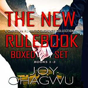 The New Rulebook Series, Books 1-3 Audiobook