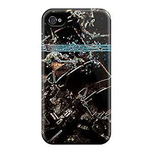 Protection Cases Ipod Touch 4 Cases Covers For Iphone(dead Space)