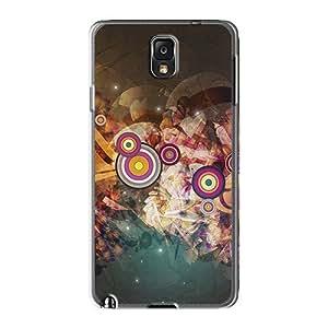 XiFu*MeiFor Galaxy Case, High Quality Grunge Art For Galaxy Note 3 Cover CasesXiFu*Mei
