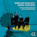 Berlioz, Debussy, Ravel & Poulenc: Orchestral Works