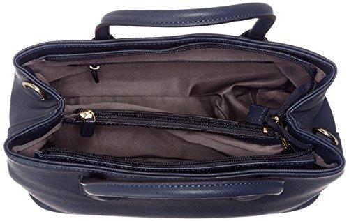 L.Credi Yvonne - Shoppers y bolsos de hombro Mujer Azul (Marine)