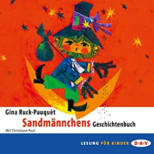 Sandmännchens Geschichtenbuch Hörbuch