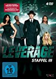 Leverage - Staffel III [4 DVDs]