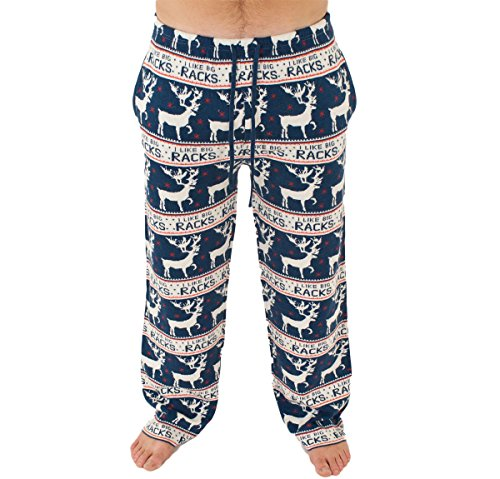 I Like Big Racks Holiday Sweater Pants