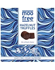 Moo Free Hazelnut Truffles Chocolate Christmas Gift Box
