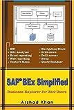 SAP® BEx Simplified, Arshad Khan, 0595377017