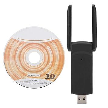 ASHATA Tarjeta de Red 802.11AC 1900M Adaptador WiFi de Banda ...