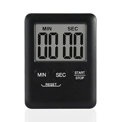 Amazon com: miaomiao Timer Mini Countdown Timer Voice
