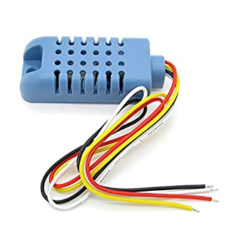 ALTERNATIVA aht11 Sensor de temperatura módulo de Sensor de humedad sonda AMT1001 resistiva: Amazon.es: Amazon.es