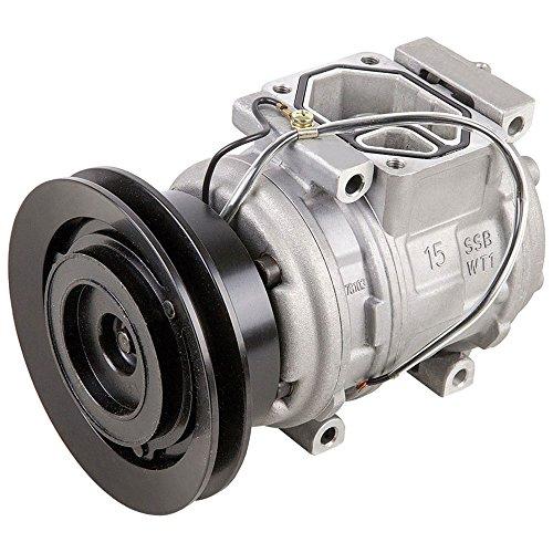 Brand New Premium Quality AC Compressor & A/C Clutch For Mitsubishi Montero T100 - BuyAutoParts 60-01407NA New Mitsubishi Montero A/c Compressor
