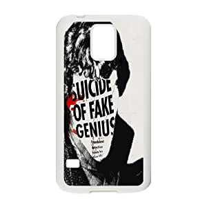 Suicide of fake genius Cell Phone Case for Samsung Galaxy S5