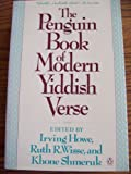 The Penguin Book of Modern Yiddish Verse, Various, 0140094725