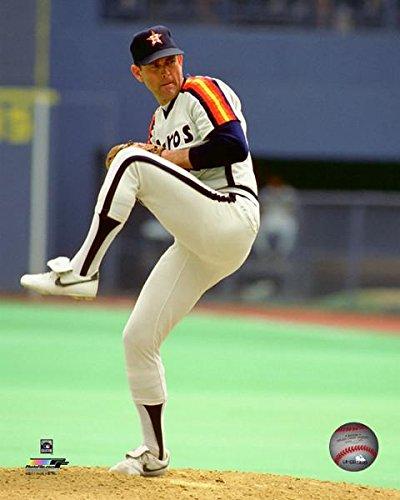 Nolan Ryan Houston Astros MLB Action Photo (Size: 8
