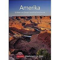 Amerika 2020 25x35,5cm
