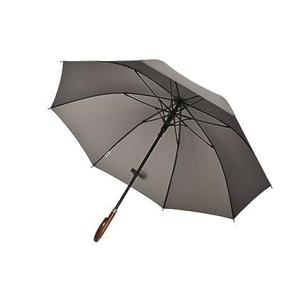 d44ac90c8e42 Amazon.com: ZHUSAN Umbrella Long Wooden Handle Hook Business ...