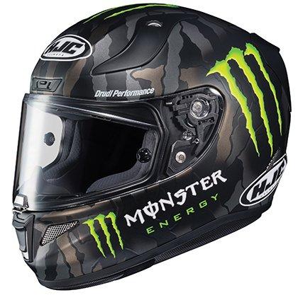 Hjc Carbon Fibre Helmet - 9