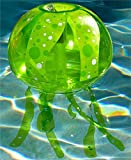(1) Green Banzai Inflatable Jellyfish Pool Light 32x15 Battery on/off switch NIB .sell#(irene224466 ,ket15121959256924