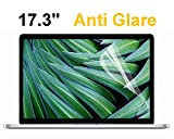 Anti-glare 17.3-Inch Notebook Laptop Screen Protector Film for 17.3'' HP ENVY 17 3D/ENVY 17 series/Pavilion dv7/dv7t/G72/G72t/g7t/HP ProBook 4730s/HP EliteBook 8760w Series (16:9)