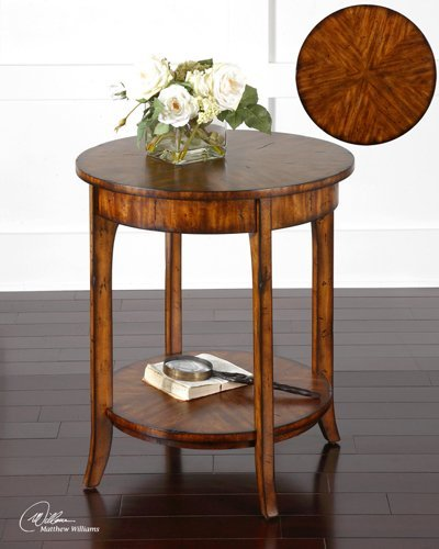 Uttermost Carmel Lamp Table PNo: 24228