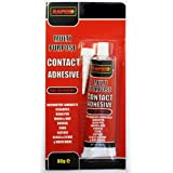 Multi Purpose Contact Adhesive Glue Net wt 50g g Tube by Rapide