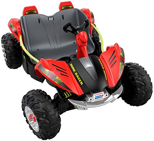 Power Wheels Dune Racer, Fire Red by Fisher-Price (Image #1)