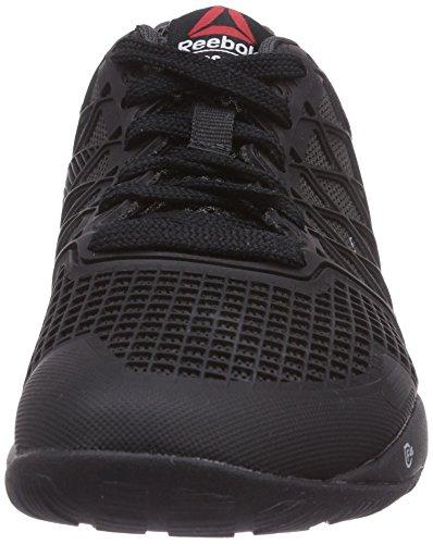 Femme black steel 0 gravel En Reebok Sports De Crossfit Chaussures 4 Nano Noir Salle qzzPZU