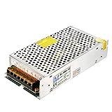 uxcell Switch Power Supply Driver S-180-12,AC 110V/220V to DC 12V 15A 180W for LED Strip Light