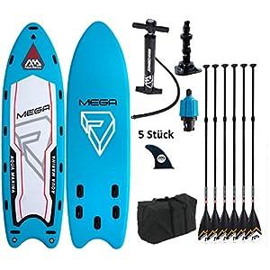 Marina MEGA 18.1 iSUP Sup Stand Up Paddle Board fino a 650 kg 8 spesavip