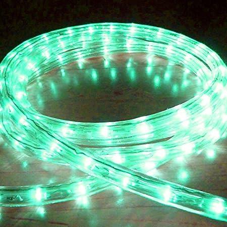 Bright lightz led rope lights green 10 metre 100 metre lengths bright lightz led rope lights green 10 metre 100 metre lengths aloadofball Gallery
